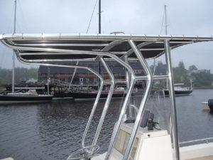 Boat T-Top