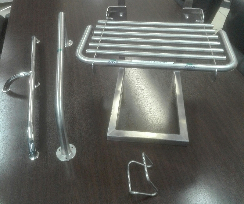 Shower Seat & Other Accessories